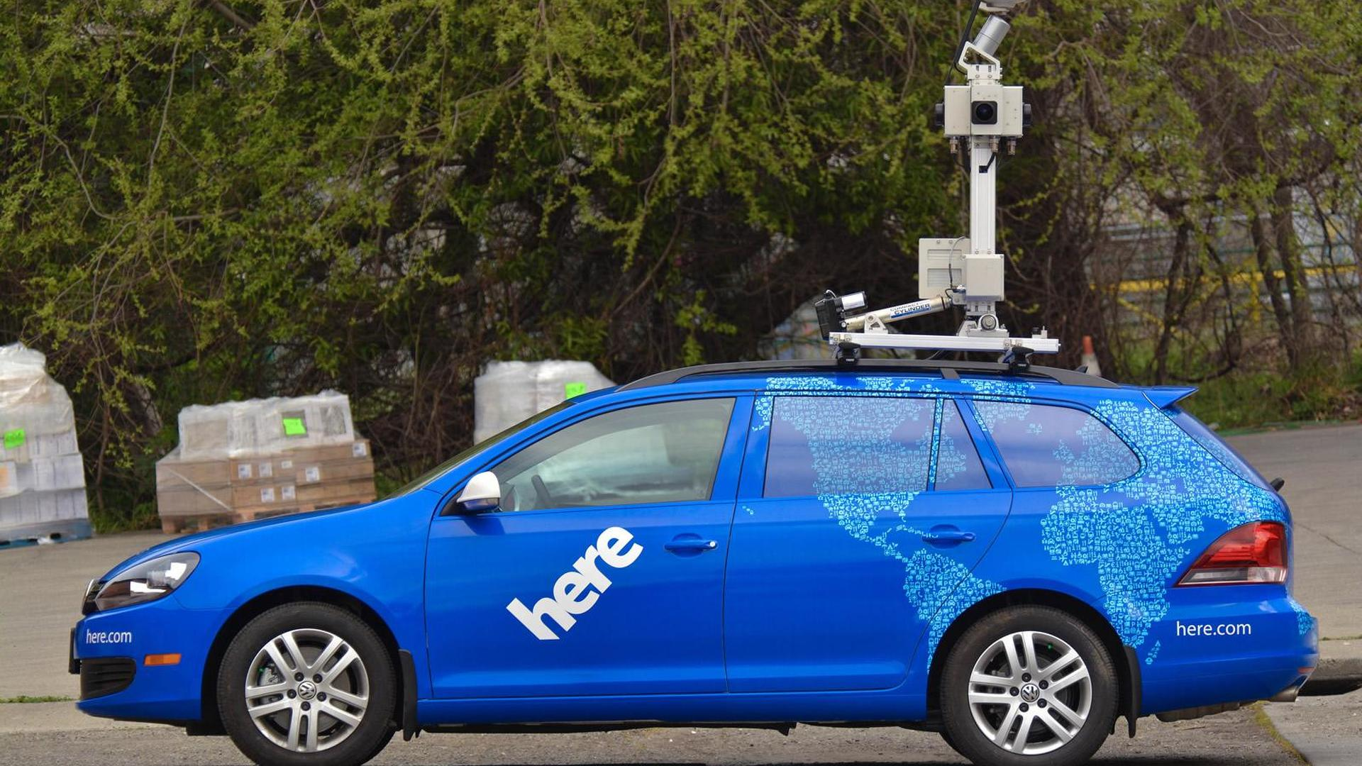 Audi, BMW and Mercedes-Benz to buy Nokia's HERE for $3 billion; announcement due on Monday
