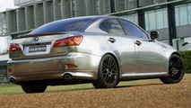 Chrome Lexus IS250