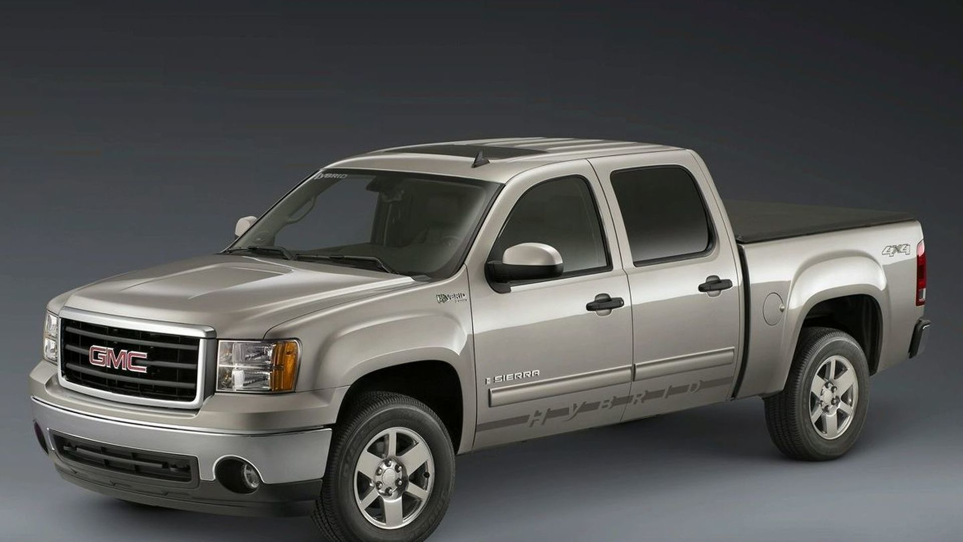 2009 GMC Sierra Hybrid to debut at Chicago Auto Show