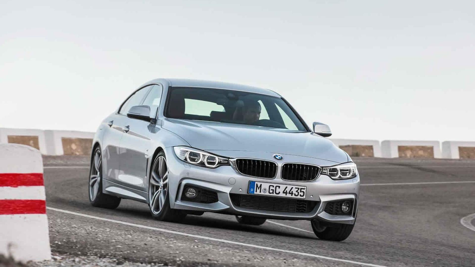 BMW rules out an M4 Gran Coupe - report