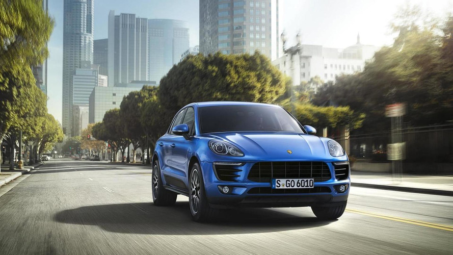 Porsche won't offer a four-cylinder Macan in America, Macan S Diesel coming instead - report