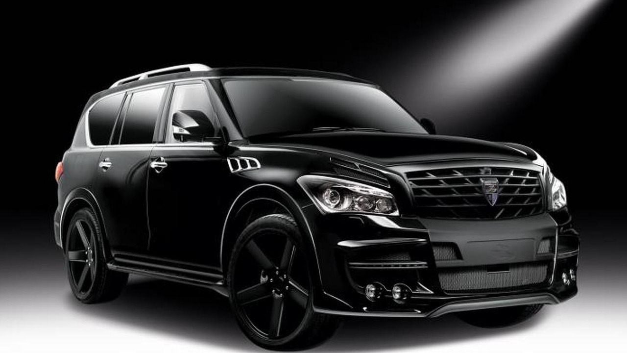 Infiniti QX80 by LARTE Design