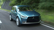 Mitsubishi Confirm New Baby SUV based on the Mitsubishi Concept-cX