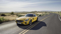 Mercedes recalls GT S in U.S. for driveshaft failure