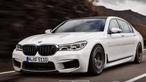 2016 BMW M7 render