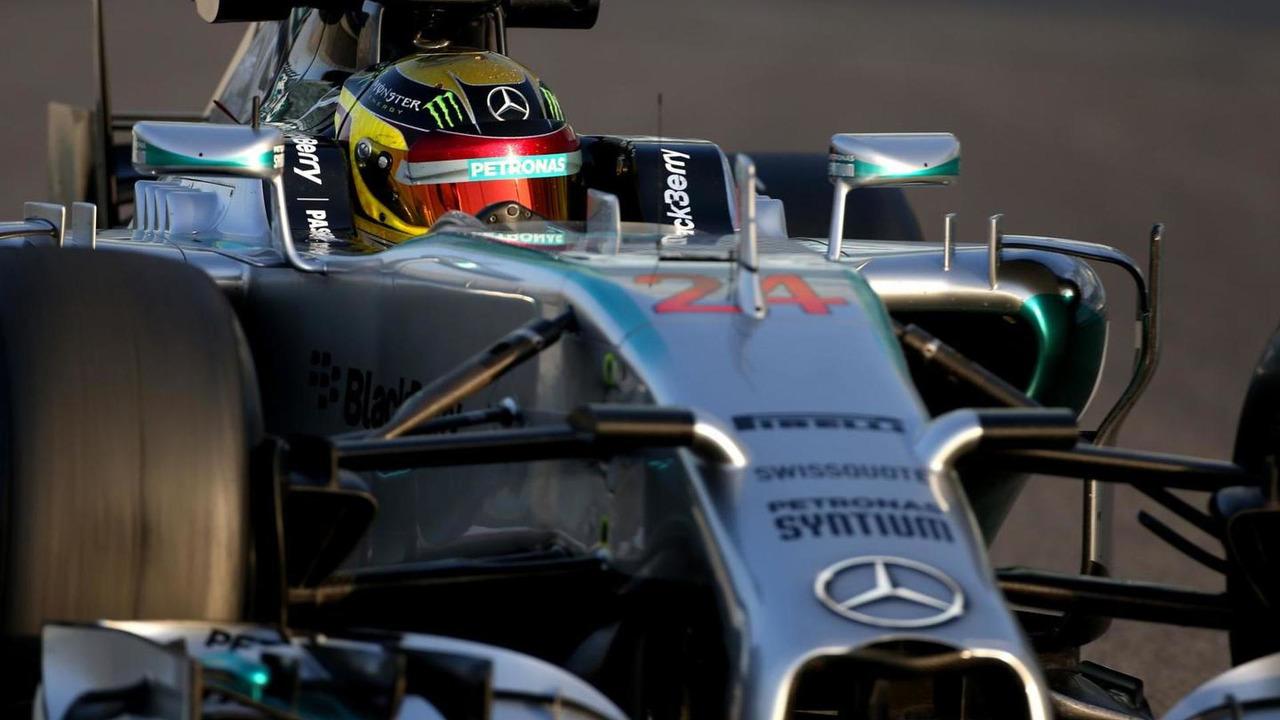 Mercedes AMG F1 Team / XPB