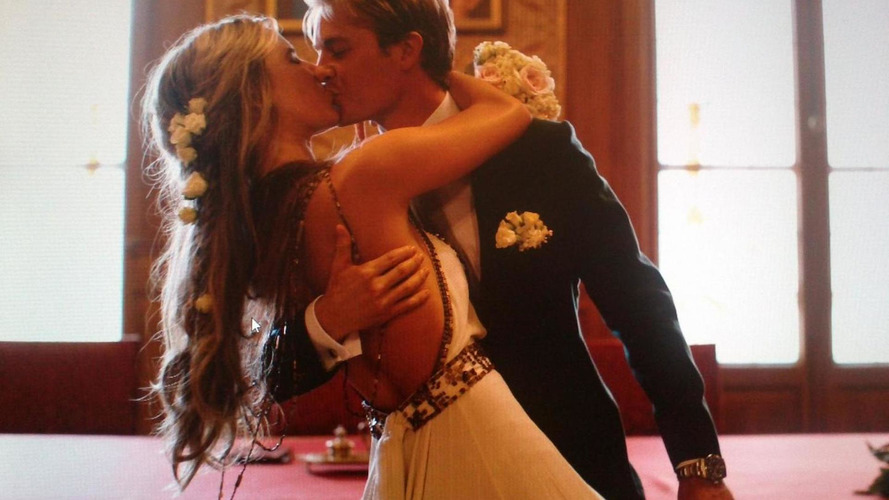 Newlywed Rosberg 'over the moon'