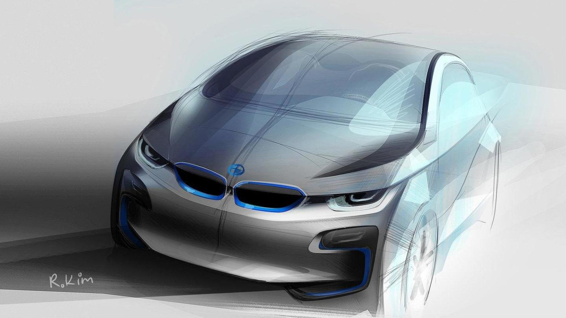 BMW i5 due in 2015 - report