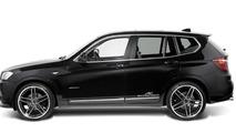 2011 BMW X3 (F25) by AC Schnitzer [video]