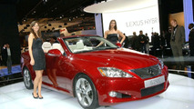 Lexus IS 250 Convertible