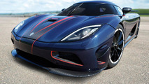 Custom Koenigsegg Agera R BLT revealed