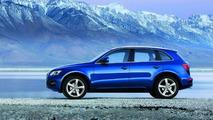 Audi Q5 official photos
