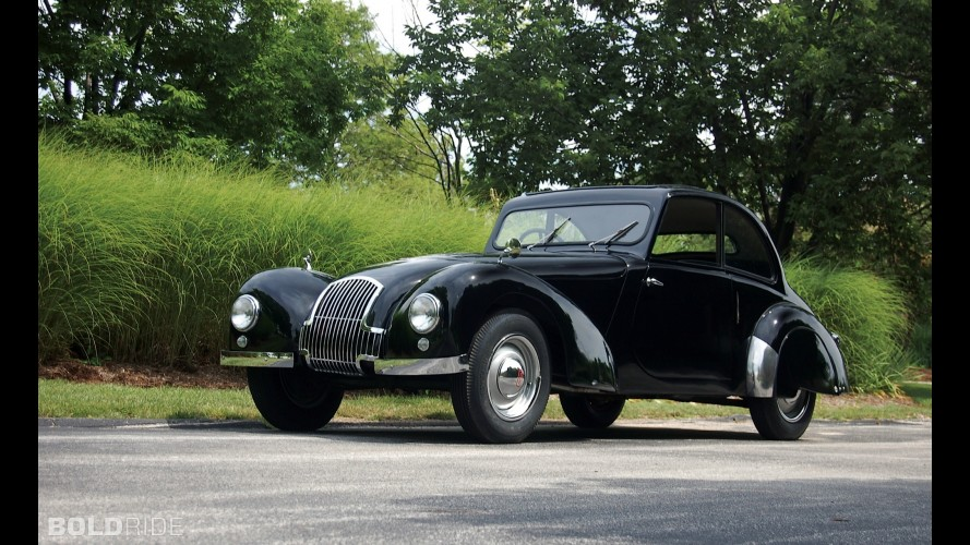 Allard M Type Coupe