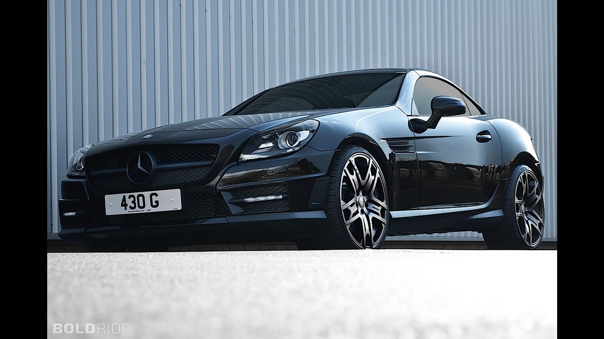 A. Kahn Design Mercedes-Benz SLK 200