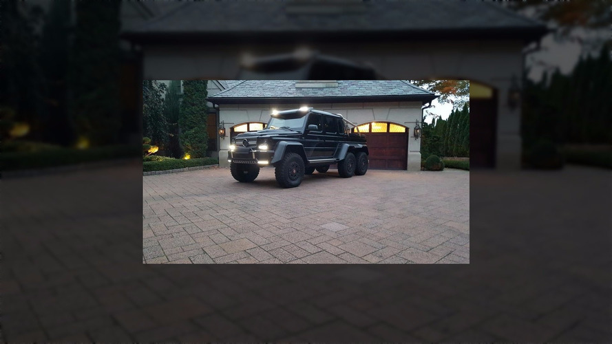 Is this Brabus G63 6x6 really worth $1.3m?