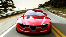 Alfa Romeo working on Ghibli-based 6C coupe and sedan - report