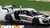 Race of Champions to air online via Drive channel on YouTube