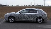 2014 Mazda3 spy photo 25.02.2013 / Automedia