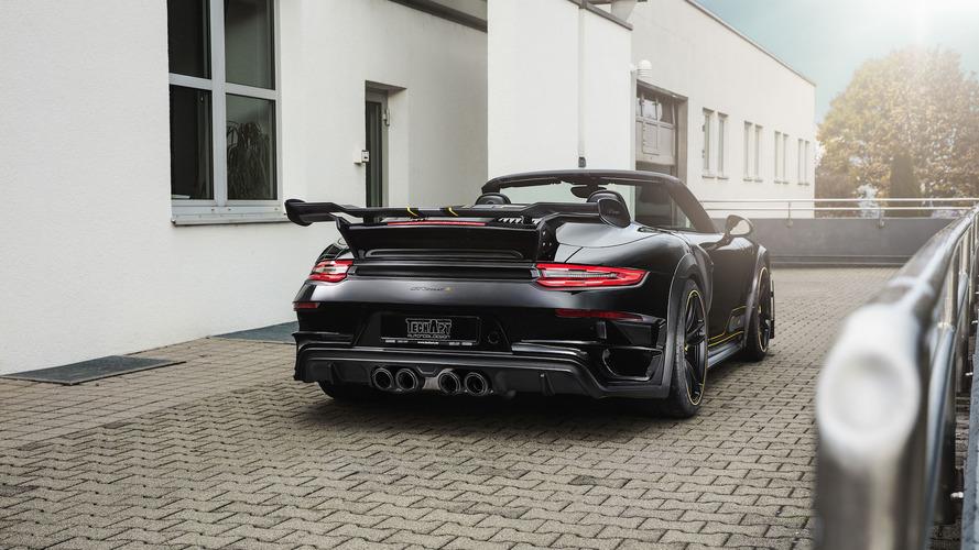 TechArt pousse la Porsche 911 Turbo S à 720 chevaux