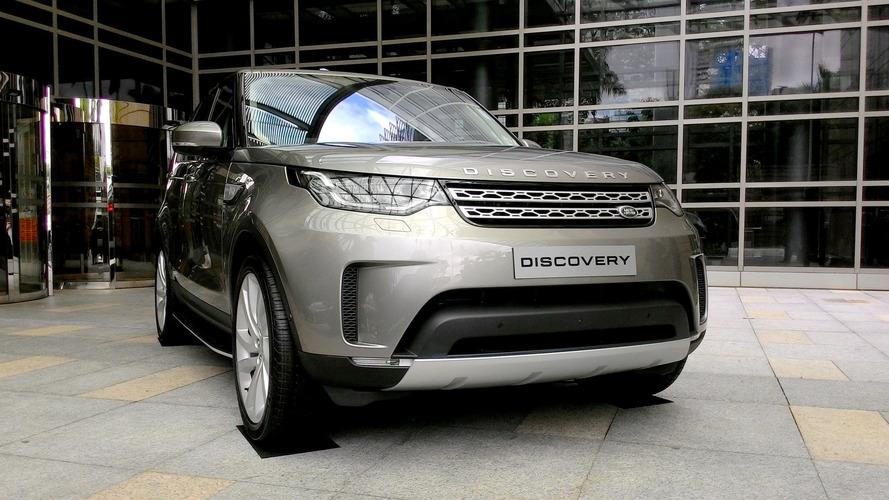Novo Land Rover Discovery 2018 chega com preço inicial de R$ 363.000