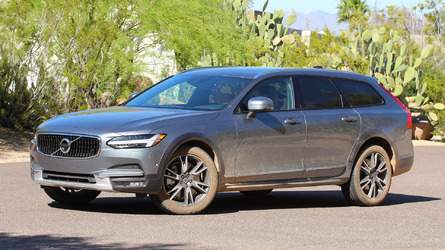 2017 Volvo V90 Cross Country First Drive: Like An SUV, But Better