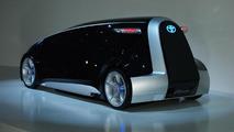 Toyota Fun-Vii concept live in Tokyo 30.11.2011