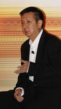 McLaren Automotive Singapore press conference, Peter Lim, 22.09.2011