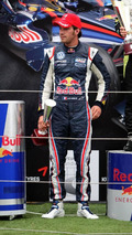 Vergne working with Red Bull on 2011 car