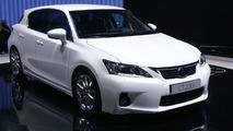 Lexus CT 200h Confirmed for U.S. - Debut in New York