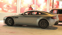 Aston Martin Vantage Facelift First Spy Photos