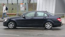 2011 Mercedes C-Class Facelift Latest Spy Photos