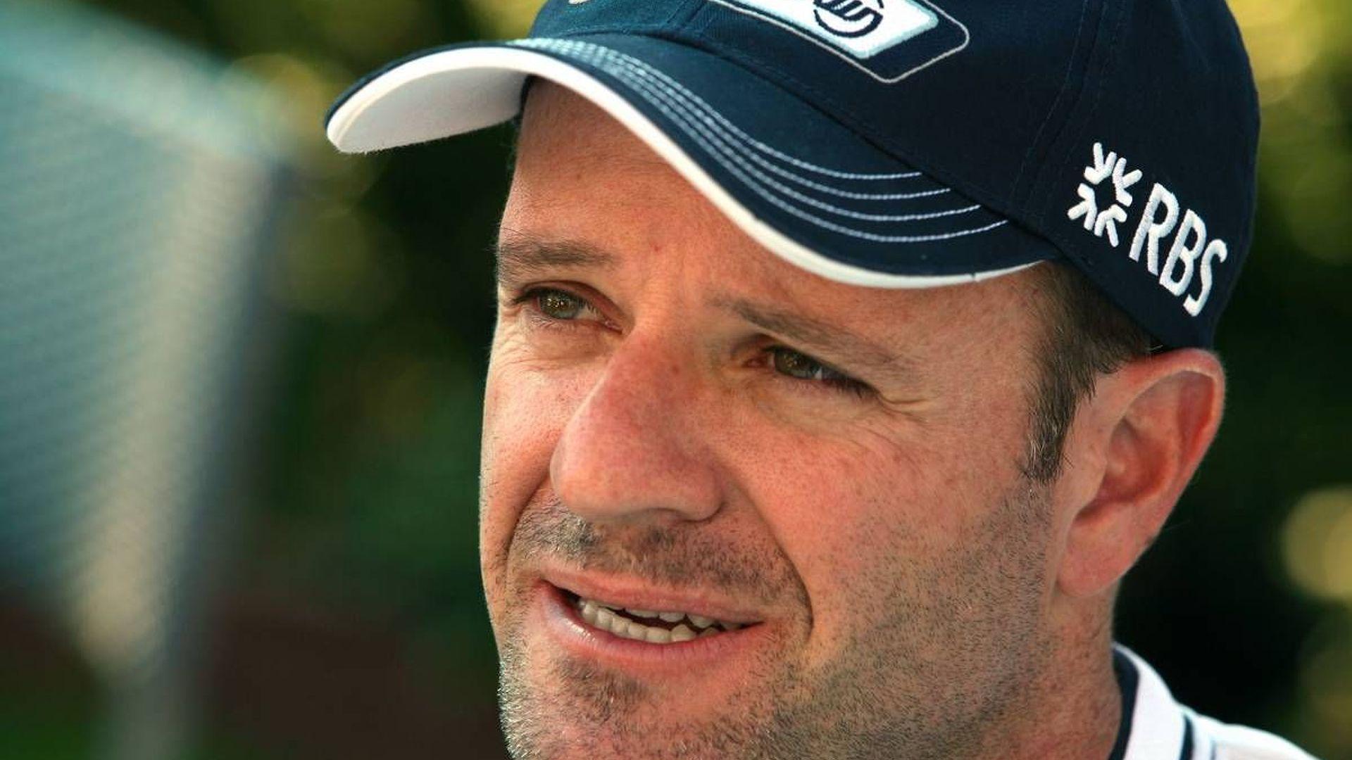 Barrichello worried about Williams developments