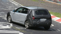Kia Cee'd Facelift Caught on Nurburgring