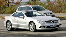 Mercedes SL Facelift Uncovered via Photoshop