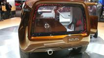 Nissan Bevel Concept Debut at NAIAS