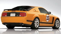 2007 Saleen Parnelli Jones Limited Edition Mustang Debut