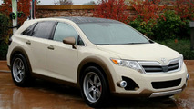 Five Axis Creates Active-Sport Toyota Venza AS V for 2008 SEMA Show