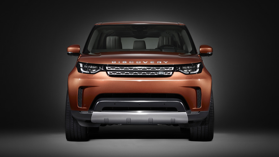 New Land Rover Discovery will debut on September 28