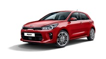 2017 Kia Rio goes official with more refined looks