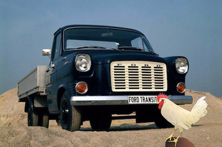 Why We Don't Have More Light Trucks: The Story of the Chicken Tax
