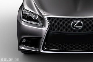 Is the new Lexus LS F Sport proof that Lexus has grown a pair?