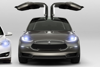 Tesla Model X to Officially Debut on September 29th