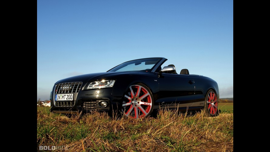 MTM Audi S5 Cabriolet Supercharged