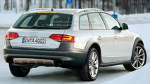 Audi A4 Allroad Rendering Plus Latest Spy Photos