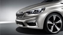 BMW Concept Active Tourer 13.9.2012