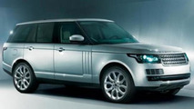 2013 Range Rover leaked photo, 500, 14.8.2012