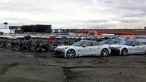 Fisker suing insurance firm over damaged Karmas after Sandy