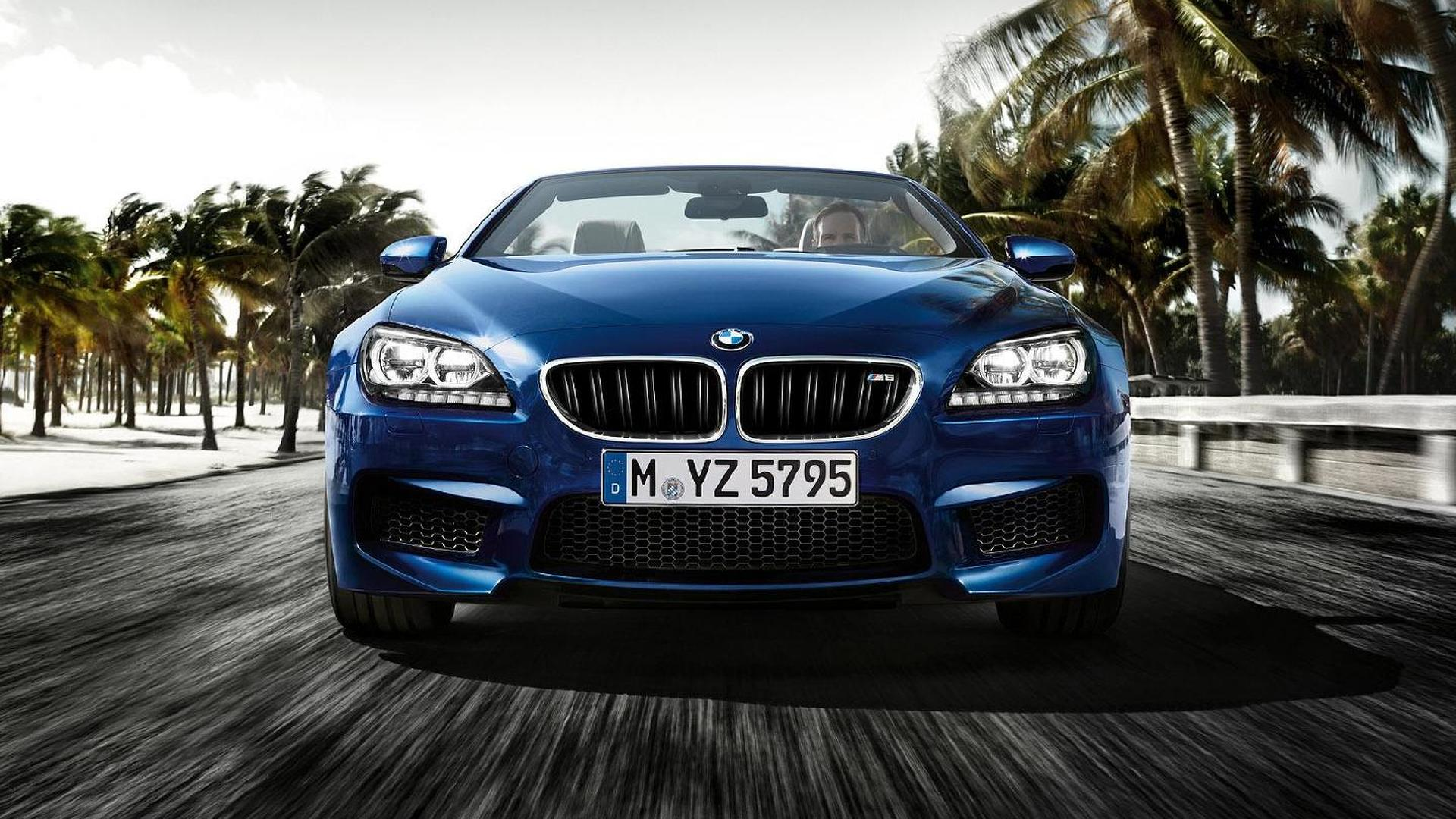 BMW M6 to get a manual transmission - report