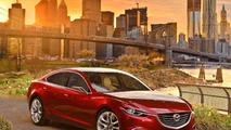 Mazda Takeri Concept in New York, 2014 Mazda6 preview, 04.04.2012