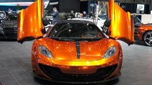 Mansory McLaren MP4-12C live in Geneva, 600, 06.03.2012